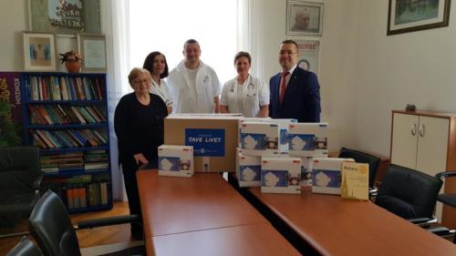Donacija vukovarskoj bolnici