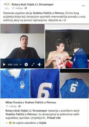 Vratimo Palčiće u Petrovu i Ardian Kozniku