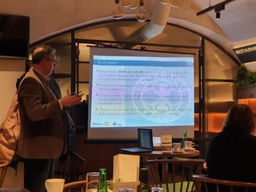 Interact i Rotaract predavanje